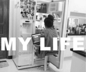 food, life, and my life image