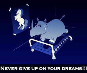 dreams, never, and keep image