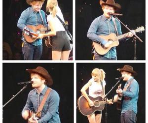 ed sheeran, beautiful, and Taylor Swift image