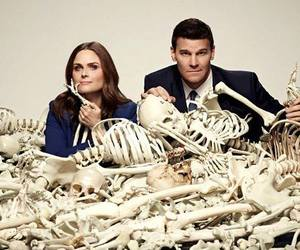 bones and emily deschanel image