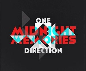 one direction, midnight memories, and niall image