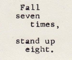 fall, life, and quote image