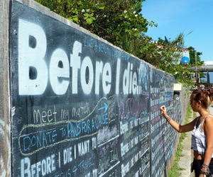 before i die, summer, and before image