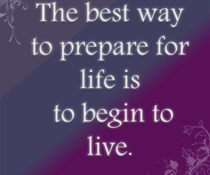 life, way, and life quotes image