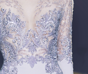 dress, fashion, and elie saab image