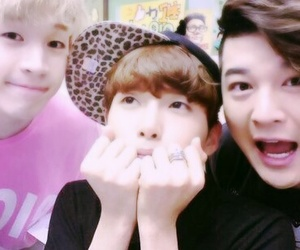 Henry Lau, super junior, and ryeowook image