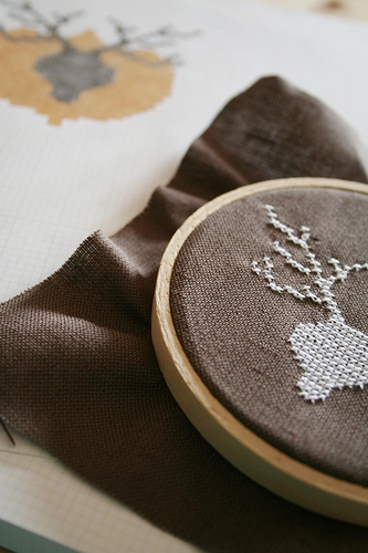 brown, craft, and crafts image