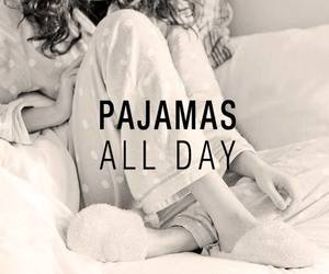 pajamas, pretty, and relax image
