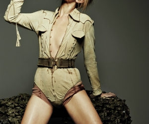 belt, khaki, and marie claire image