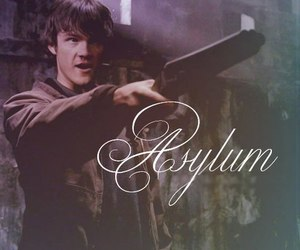 asylum and supernatural image