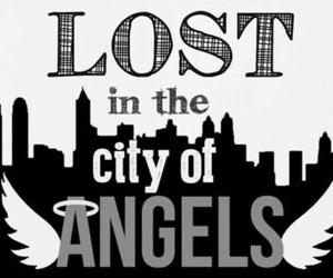 30 seconds to mars, city of angels, and text image