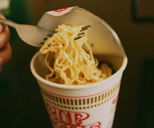 food, noodles, and photography image