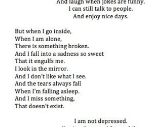 alone, emo, and hurt image