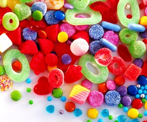 candies, gummies, and sweet image