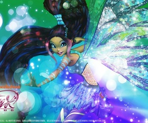Layla and winx club image