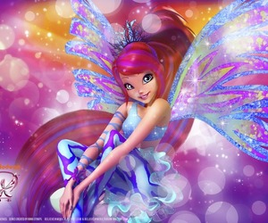 bloom and winx club image