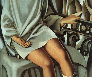 1920s, tamara de lempicka, and art image