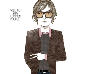 jarvis cocker, not, and common people image