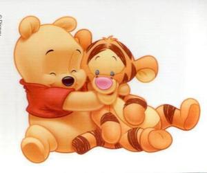happy, cute, and hug image