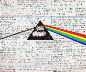 Pink Floyd, songs, and the wall image