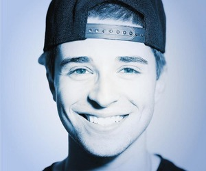 jake miller, smile, and Hot image