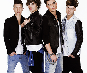 union j, josh cuthbert, and george shelley image