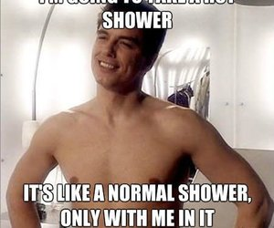 awesome, photo, and shower image