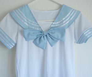 kawaii, uniform, and seifuku image