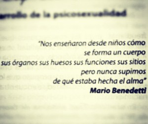 lee, poesia, and mario benedetti image