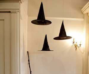 decoration, Halloween, and witch image
