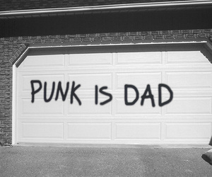 dad, dead, and punk image