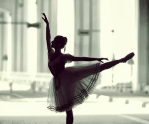 ballerina, dancer, and quotes image