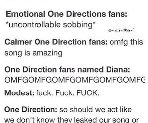 one direction and diana image