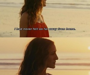 Carrie Bradshaw, far away, and home image