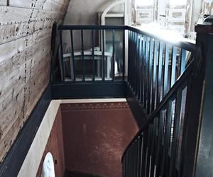 loft and stairs image