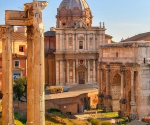 roman forum image