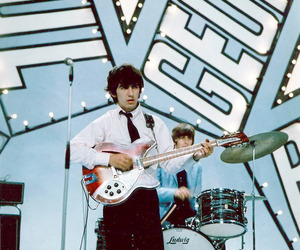 george harrison, the beatles, and beatles image