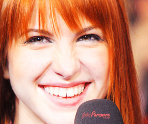 girl, hayley williams, and hair image