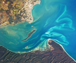 estuary, land., and glaciology image