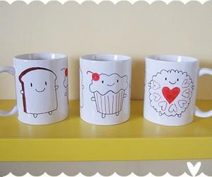 mug and cute image