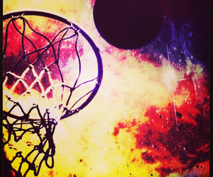 Basketball, hoop, and life image