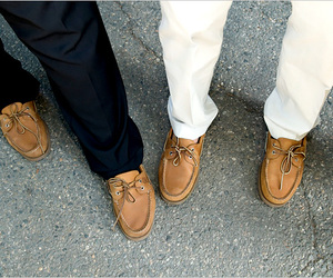 boat shoes image