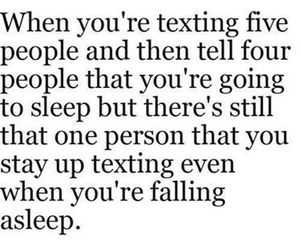 love, quote, and texting image