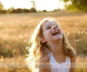 laugh, laughter, and child image