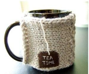 tea and winter image
