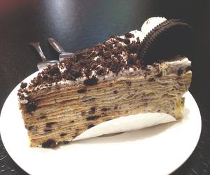 Cara Membuat Oreo Mille Crepe Cake