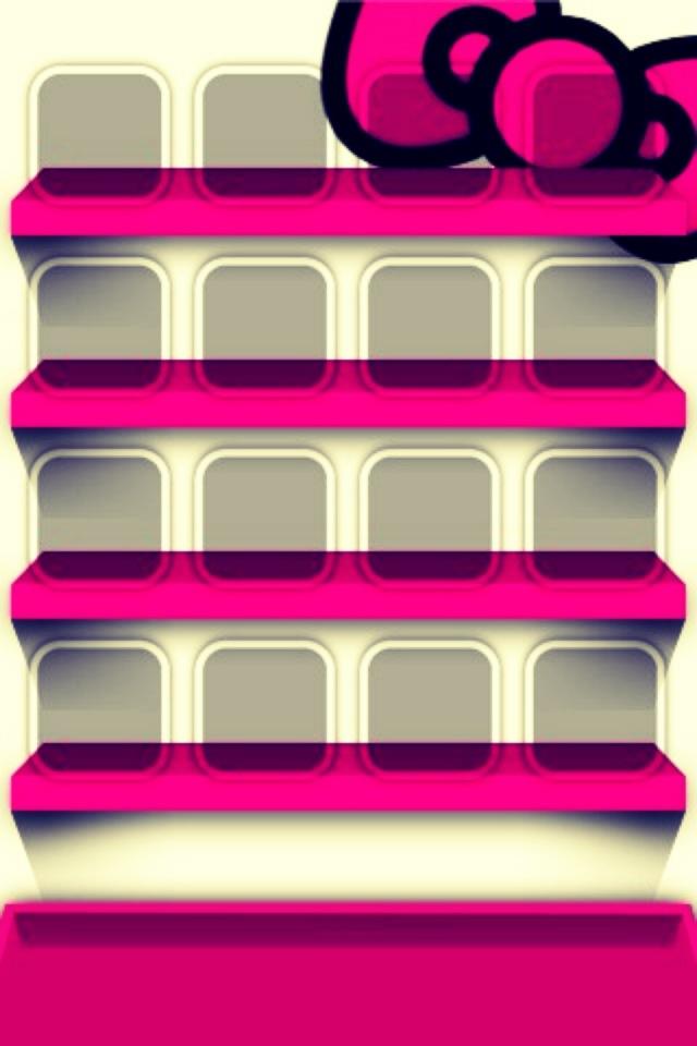 Inspirational Pink Wallpaper Iphone Home Screen Hello Kitty