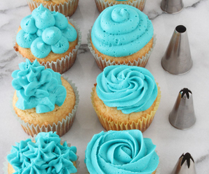 cupcakes, decorating, and tips image