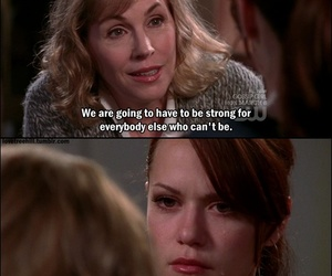 one tree hill, oth, and strong image