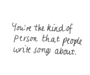 song, love, and quote image